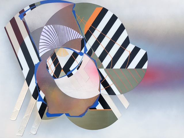 , 'Billy Two Rivers,' 2018, Andrea Schwartz Gallery