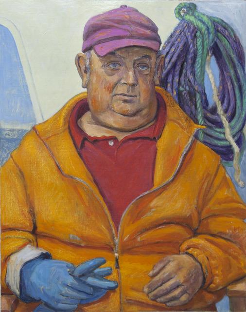 , 'Alvin Oxton,' 2010-2011, Imlay Gallery
