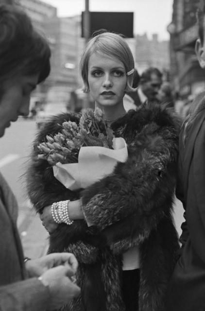 Terry O'Neill, 'Twiggy, London', 1967, Huxley-Parlour