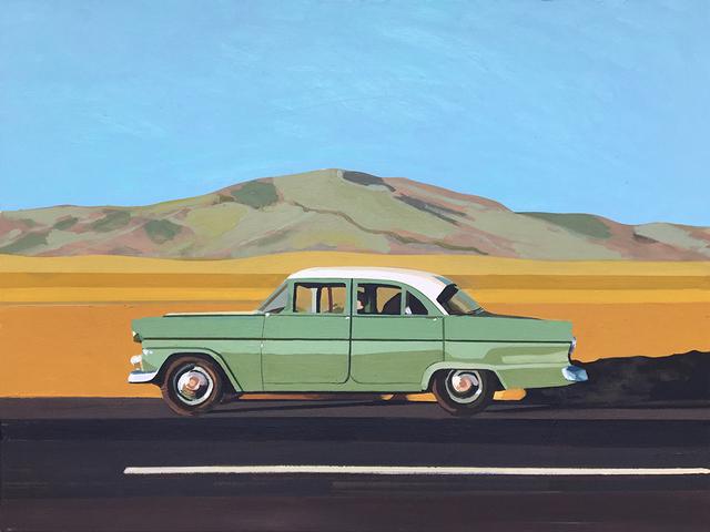 , 'Waiting,' 2018, Sue Greenwood Fine Art