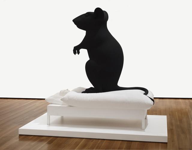 , 'Mann und Maus,' 1991-1992, Seattle Art Museum
