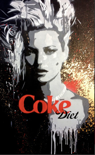 , 'Coke Diet ,' 2015, Imitate Modern