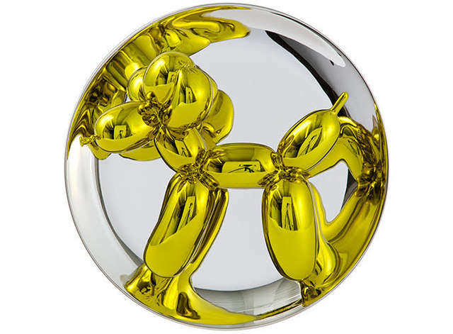, 'Balloon Dog (Yellow),' 2015, Emmanuel Fremin Gallery