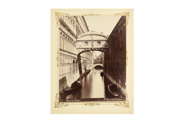 'Grand Tour Album Leaves', Mounted albumen prints, Chiswick Auctions