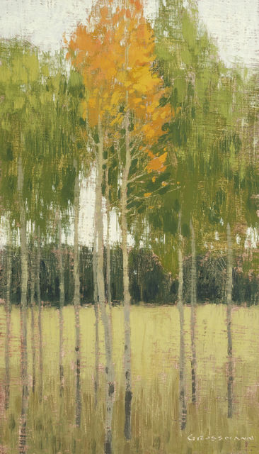 , 'Early September Colors,' 2010-2015, Gallery 1261