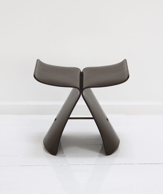 Sori Yanagi, 'Butterfly stool', ca. 1954, Design/Decorative Art, Rosewood, Miquel Alzueta Projects