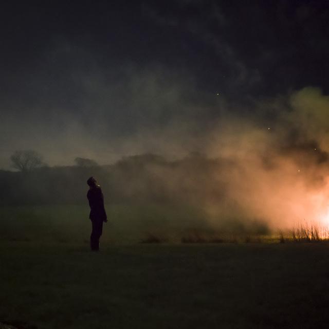 , 'Fire, Devon, England,' 2015, Robert Mann Gallery