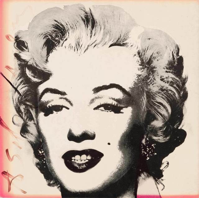 Andy Warhol, 'Marilyn (Invitation) (Not In F./S.)', 1981, Doyle