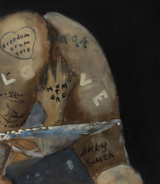 , 'Dirty South,' 2017, Galerie Heike Strelow