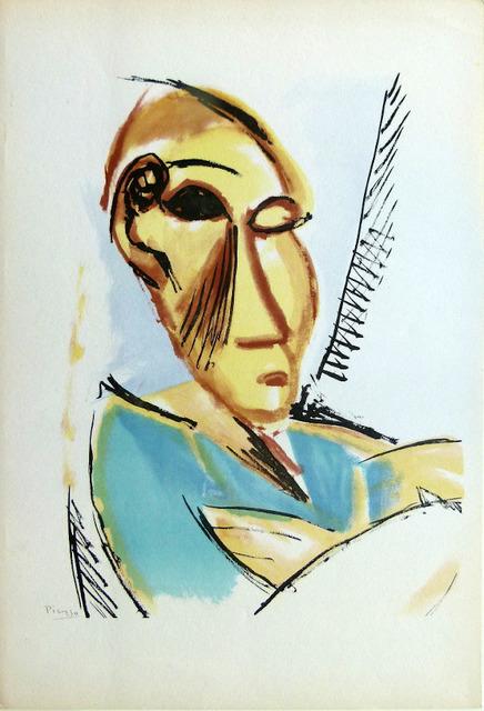Pablo Picasso, 'Study for Demoiselles d'Avignon', 1946, Tranter-Sinni Gallery