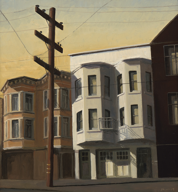 Jeff Bellerose, 'Transverse Lines', 2004, Paul Thiebaud Gallery