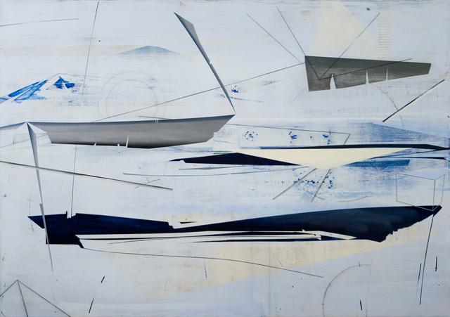 , 'Skiff,' 2009, Susan Eley Fine Art