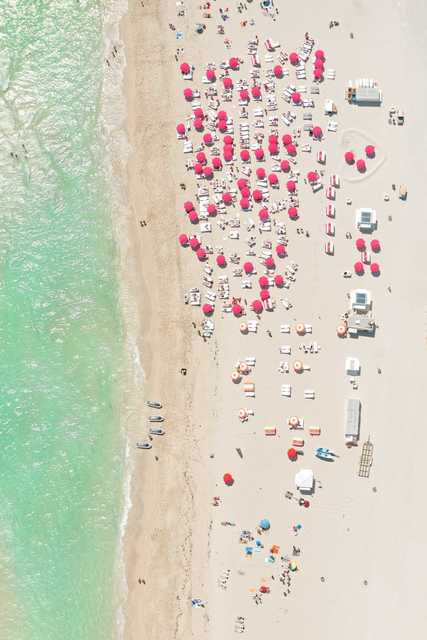 , 'I Love the Beach ,' 2014, Think + Feel Contemporary