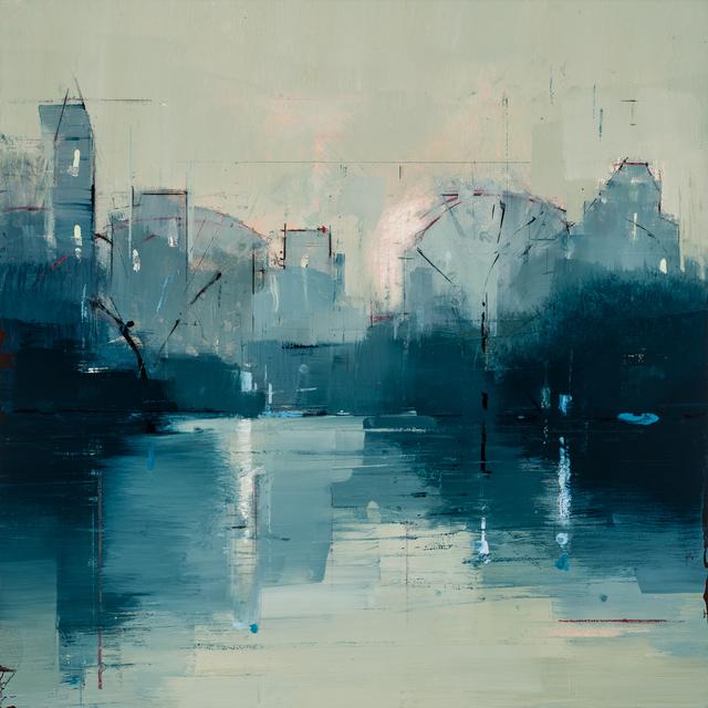 Lisa Breslow, 'Nocturne 2', 2018, Kathryn Markel Fine Arts
