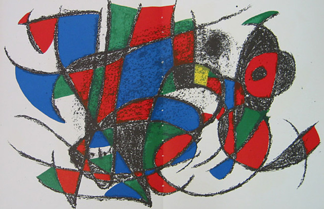 Joan Miró, 'Untitled', 1975, Print, Lithograph, Galerie d'Orsay
