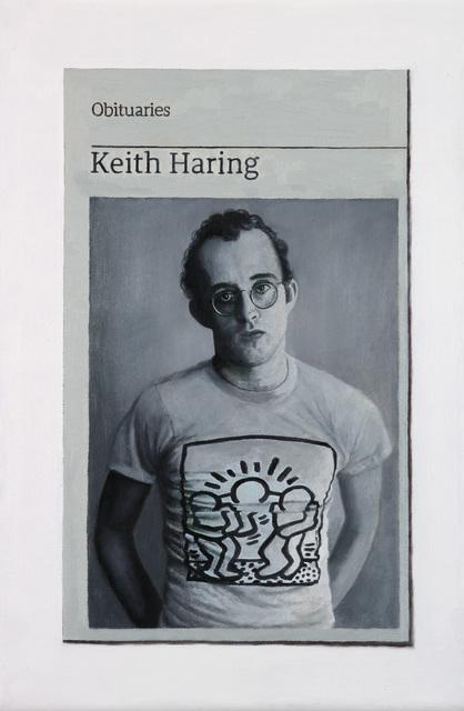 , 'Obituary: Keith Haring,' 2018, Charlie Smith London