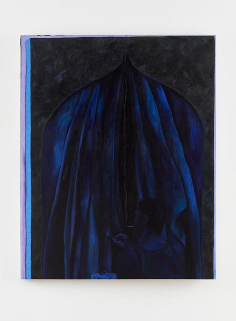 , 'Making a painting,' 2016, Klowden Mann