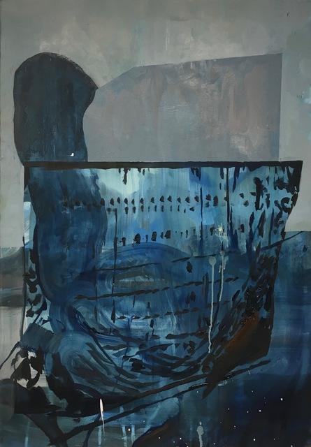 , 'Windböe spurlos verschwunden,' 2016, Galerie SOON