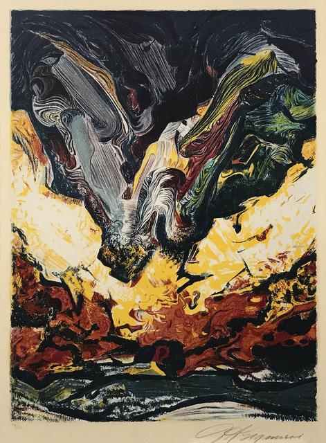 David Alfaro Siqueiros, 'PAISAJE', 1968-1969, Gallery Art
