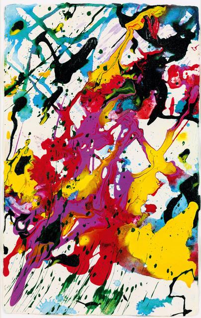 , 'untitled,' 1989, Galerie Kovacek & Zetter