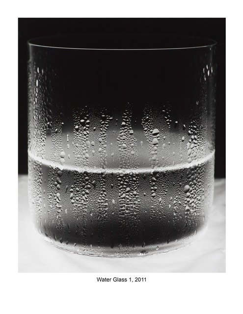 , 'Water Glass #1,' 2011, JHB Gallery