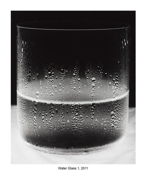, 'Water Glass #1,' 2011, JHB Gallery