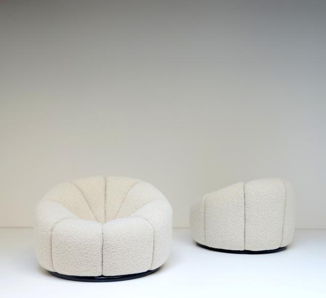 , 'Elysée armchair,' 1972, Jousse Entreprise