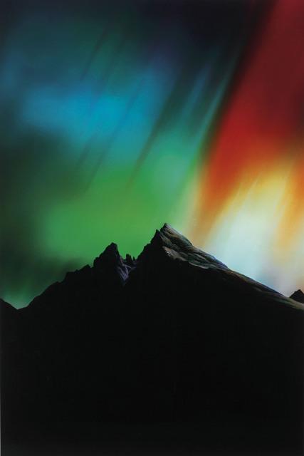 Florian Maier-Aichen, 'Der Watzmann', 2009, Christie's