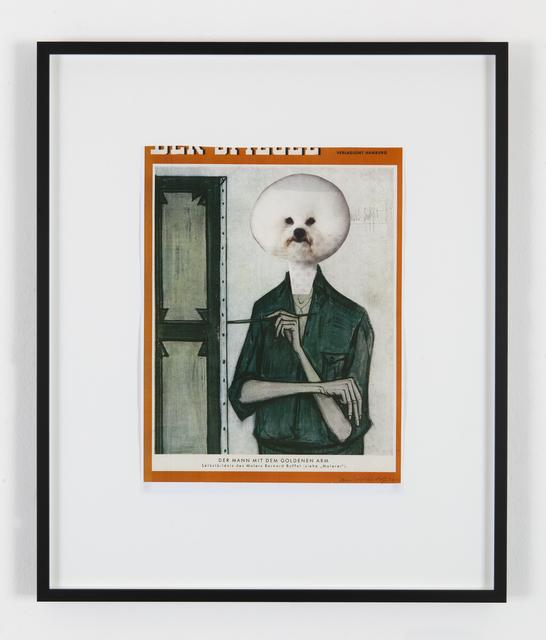 , 'Bob, (B.Buffet),' 2014, Eleni Koroneou