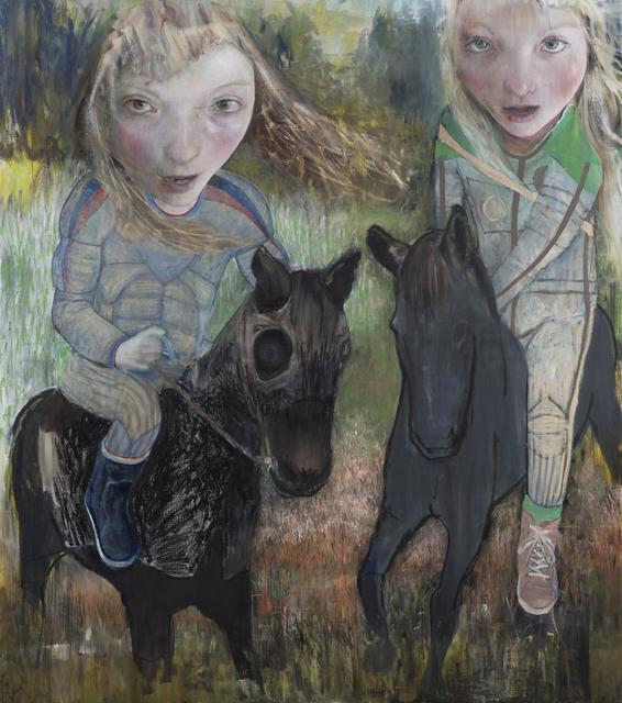 , 'Beware The Jabberwock I,' 2016, Galerie Bart