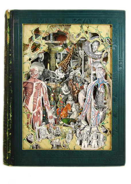 Alexander Korzer Robinson, 'Noveau Larousse Illustre 5, 1906', 2019, Victor Lope Arte Contemporaneo