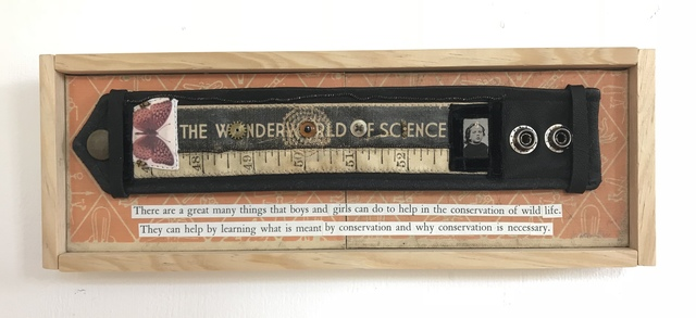 , 'Science → Truth: The Wonderworld of Science,' 2018, Canal Street Art Gallery