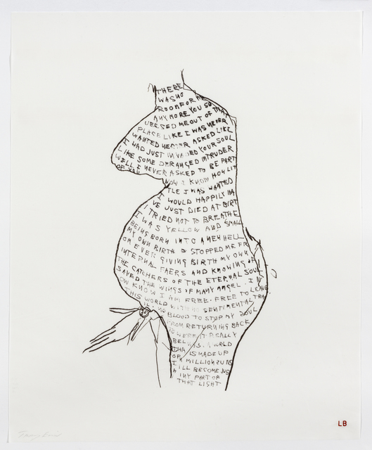 , 'I just died at Birth,' 2009-2010, Carolina Nitsch Contemporary Art
