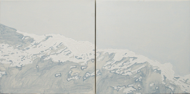 , 'Wave 7,' 2018, Michael Warren Contemporary
