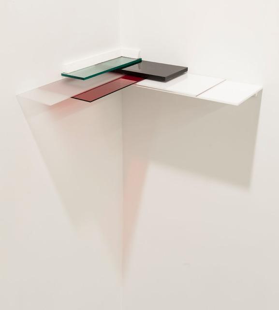 , 'Translucent Debris,' 2013, Edouard Malingue Gallery