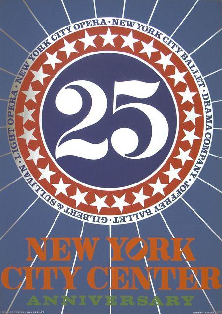 Robert Indiana, 'New York City Center', 1968, ArtWise