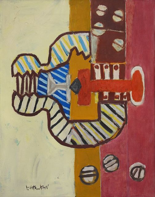 , 'The Valve,' 1954, Hollis Taggart Galleries