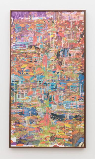 , 'Untitled (baggage),' 2017, Anat Ebgi