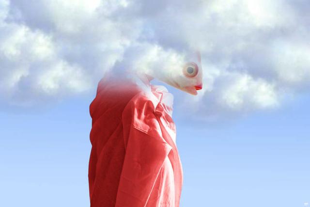 , 'Red Dream 2,' 2011, Yone Arts