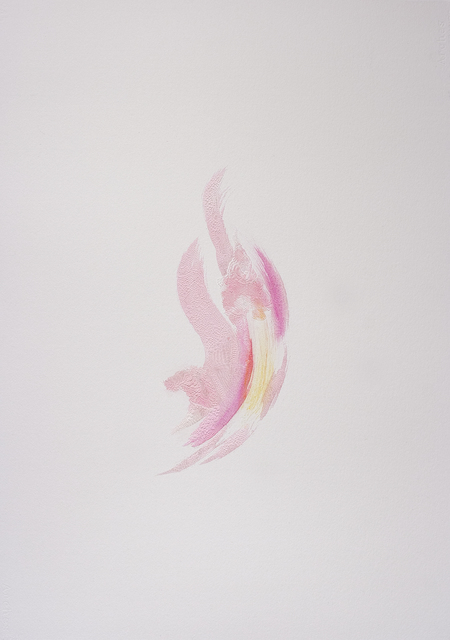 , 'Knife Drawing XVII,' 2018, CuratorLove