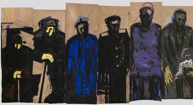 """, '""""Kin 5,6,7,8"""",' 2016, Krokin Gallery"""