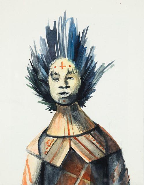 , 'Djuka,' 2014, DETOUR Gallery