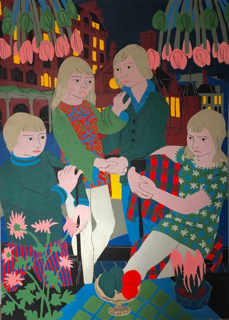 , 'Children's Dance ,' 1968, Tatha Gallery