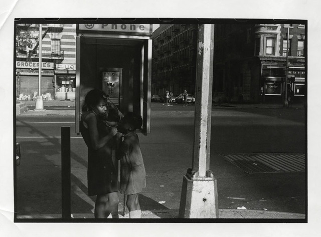 , 'Mother and Child, New York City, NY,' 1977, Jenkins Johnson Gallery