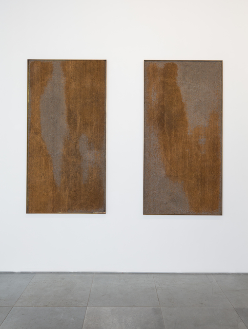 , 'Paillasson,' 2015, Edouard Malingue Gallery