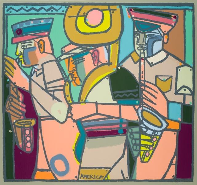 , 'Walking Music,' , Joanne Artman Gallery