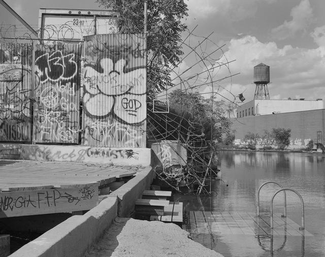 , 'REAL, 1st Street, Gowanus, Brooklyn, NY,' 2008, ART 3 | SILAS VON MORISSE
