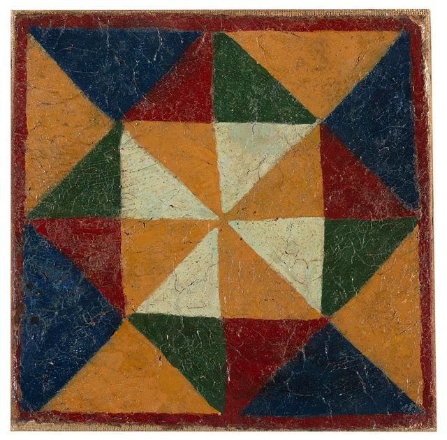 Gerardo Dottori, 'Motivo geometrico', 1932, Finarte