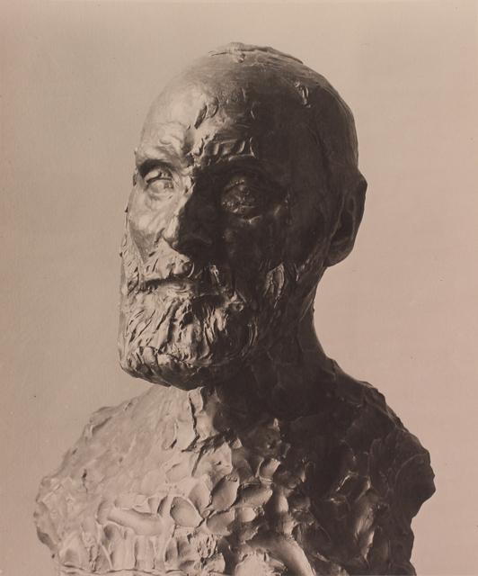 , 'Portrait d'Eugène Guillaume (Portrait of Eugène Guillaume) ,' ca. 1915, Huxley-Parlour