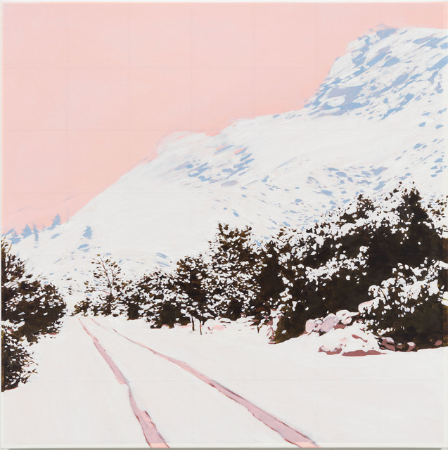 Isca Greenfield-Sanders, 'Pink Mountain', 2019, Galerie Klüser